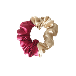 2 Colour Scrunchies