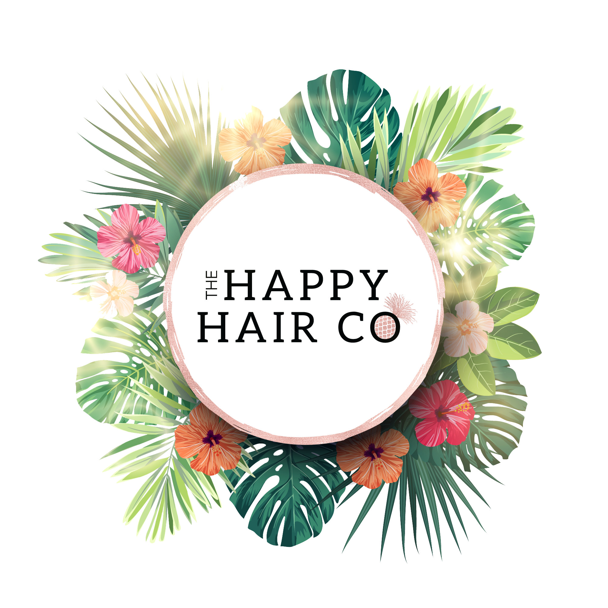 The Happy Hair Co.